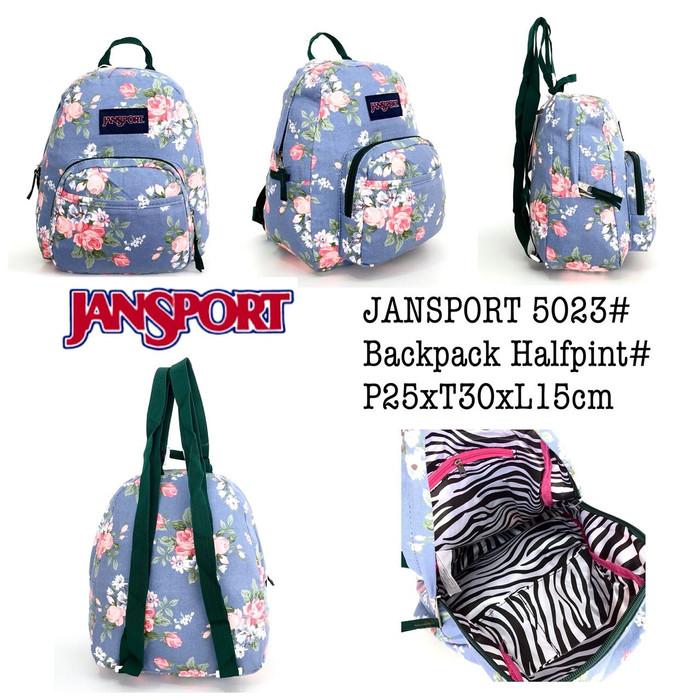 Jual Tas Jansport Mini Premium Import JS Backpack Ransel Murah Cewek ... 32cd099185
