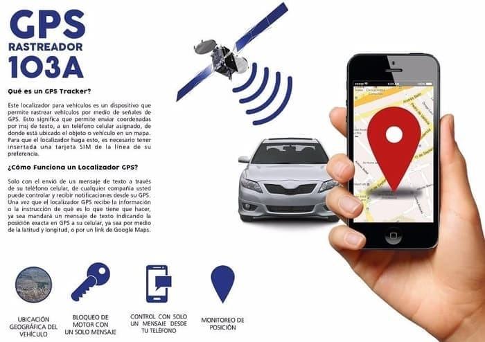 como rastrear un celular con gps tracker