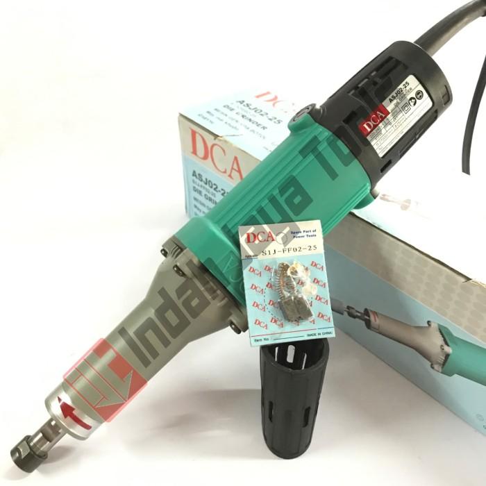 harga Die grinder dca 6mm asj02-25 - gerinda bor mini tuner Tokopedia.com