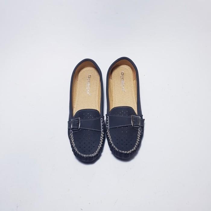 Sepatu Flat Shoes   Flatshoes Gratica RJ56 Hitam  Sepatu Wanita Trendy aa664e55e4