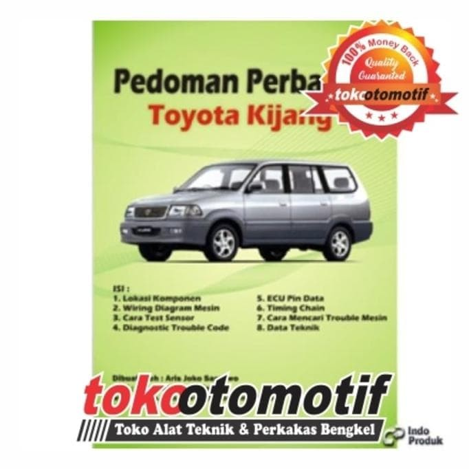 Wiring Diagram Kijang Super