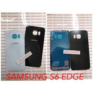 BACKDOOR BACKCOVER TUTUP BELAKANG SAMSUNG GALAXY S6 EDGE G925 ORIGINAL
