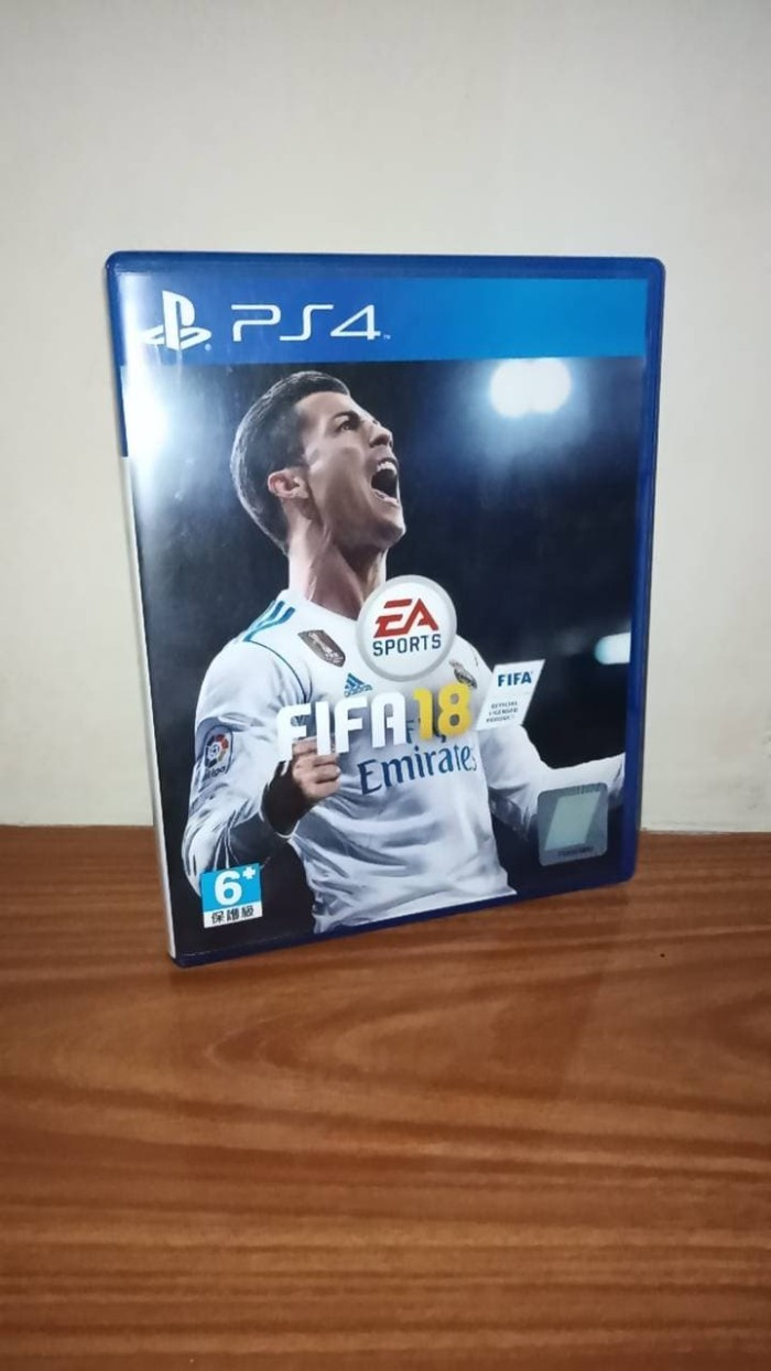 Ps4 Reg 3 Second Michaelieclark Kaset Bd Game Battlefield 1 Fifa 18 Used Mulus Palembang