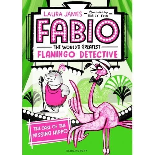 Jual Fabio The World's Greatest Flamingo Detective - Kota Administrasi  Jakarta Barat - Mega book store | Tokopedia