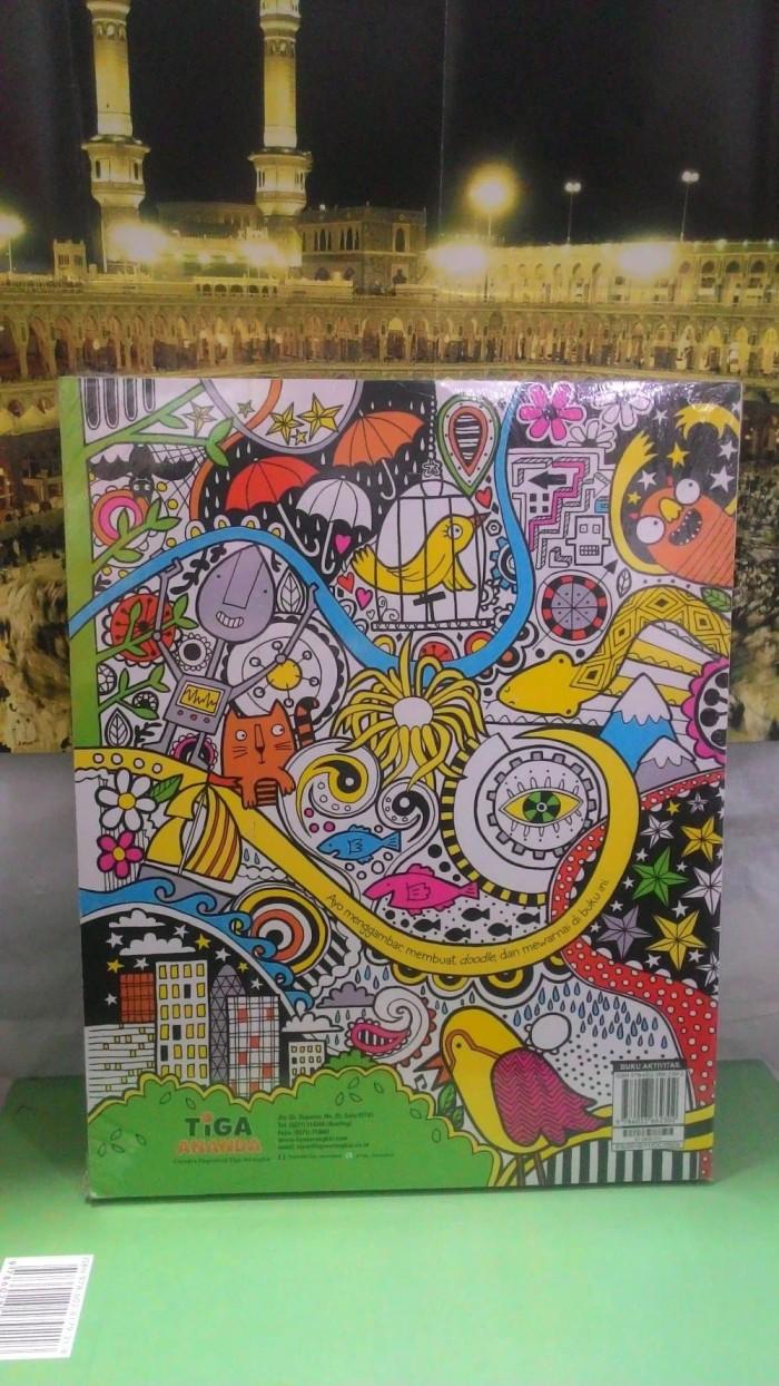 Jual Menggambar Doodle Dan Mewarnai Berkualitas Dki Jakarta