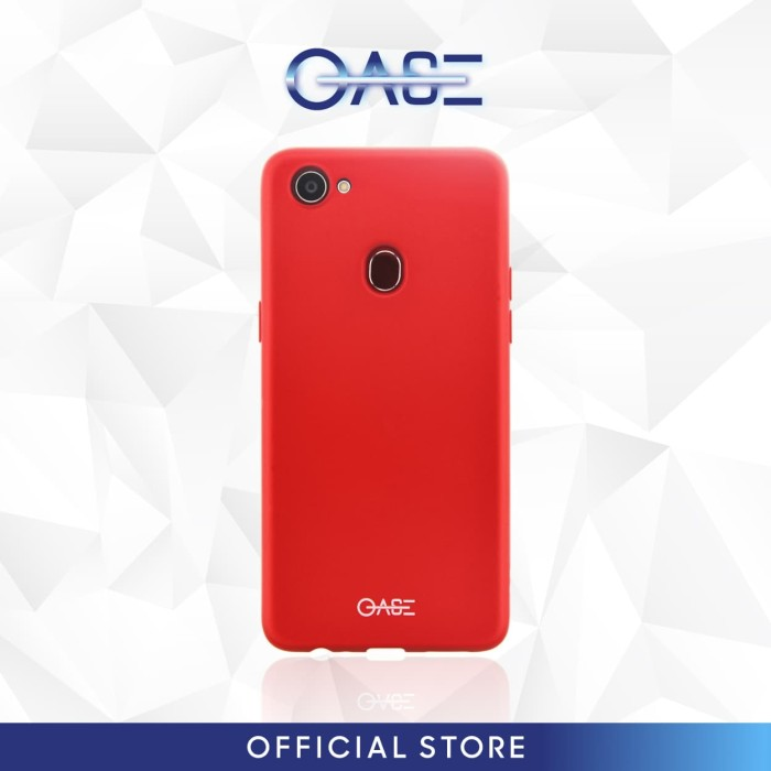 oase silikon casing for oppo smartphone f7 soft case