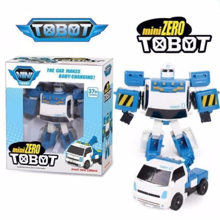 Foto Produk TOBOT mini ZERO 238 dari Depo Mainan Murah