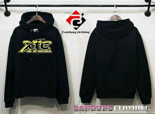 Jaket sweater hoodie XTC INDONESIA keren