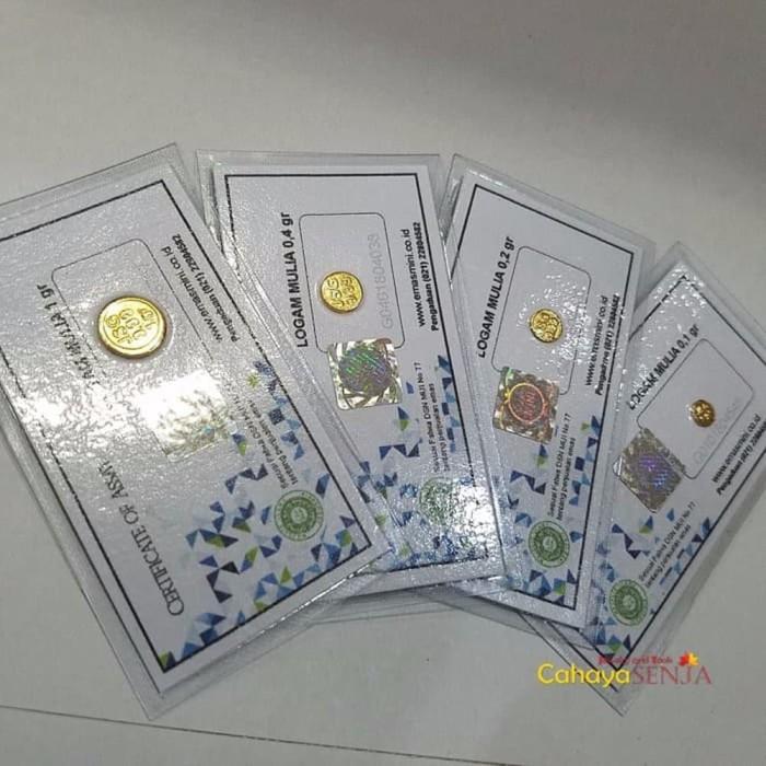 Info 1 Gram Emas 24 Karat Travelbon.com