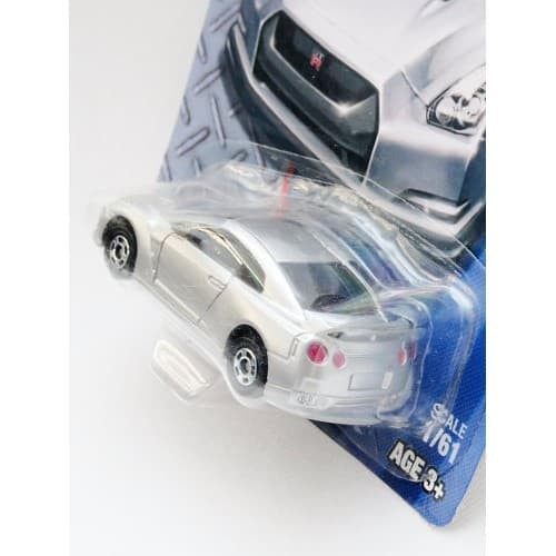 Tomica Cool Drive #Tcd01 Nissan Skyline Gtr - Silver