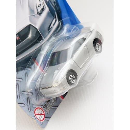 Tomica Cool Drive #Tcd01 Nissan Skyline Gtr - Silver
