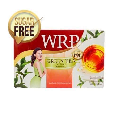 harga Wrp green tea (diet tea) 30 sachet Tokopedia.com