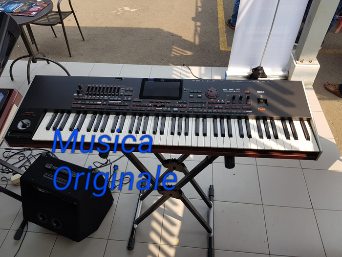 Jual KORG Keyboard Professional Arranger PA4X Oriental 76Key Arabic Version  - Jakarta Selatan - Musica_Originale | Tokopedia