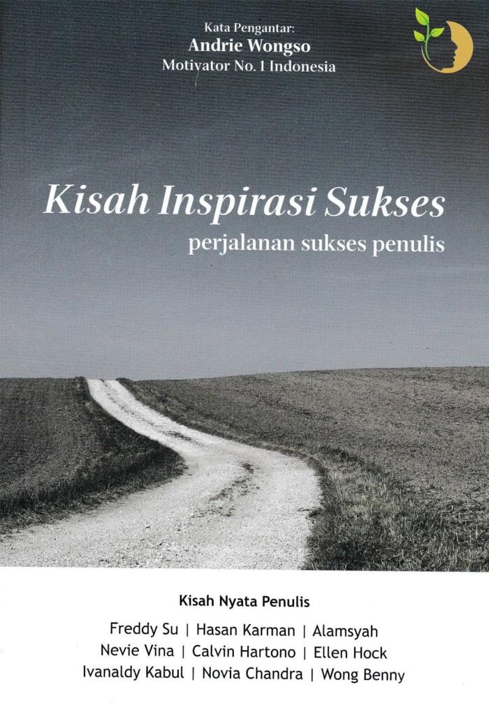 Jual Buku Murah Kisah Inspirasi Sukses Perjalanan Sukses Penulis
