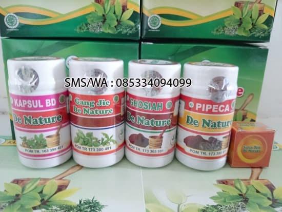 Foto Produk Obat Herpes Herbal De Nature Indonesia dari Toko De Nature Ampuh