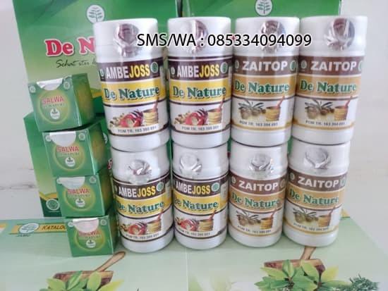 Foto Produk Obat Wasir dan Ambeien De Nature Paket 1 Bulan dari Toko De Nature Ampuh