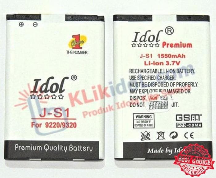 Foto Produk original Baterai Idol Premium BB Blackberry 9220 / 9320 (Davis / dari husna seller