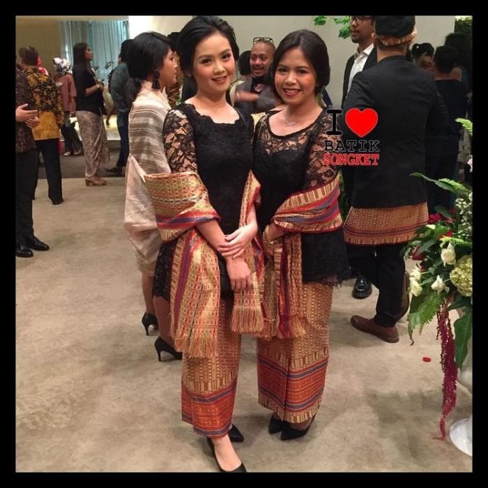 Jual Super Promo Songket Thailand Bawahan Rok Kebaya Wisuda Brukat Tile Dki Jakarta Acie Store Id Tokopedia