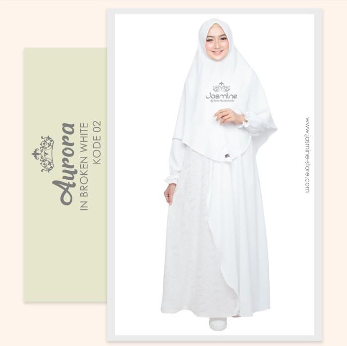 Jual Original Terbaru Gamis Jasmine Aurora Dress 02 Baju Gamis