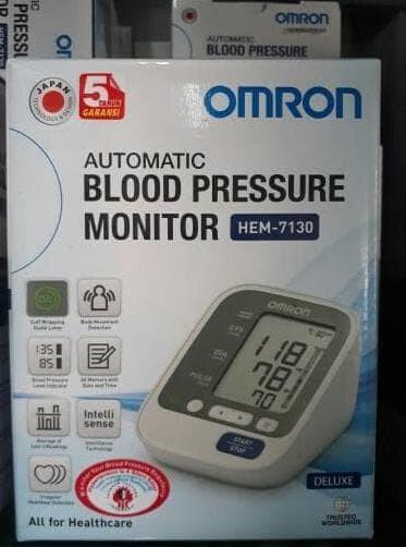 Katalog Alat Tensi Darah Digital Merk Omron Travelbon.com