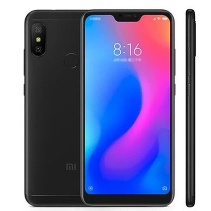 harga Xiaomi mi a2 lite black [ram 4/64gb] - garansi 1 tahun Tokopedia.com