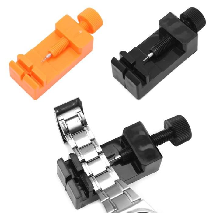 Foto Produk Alat Pemotong Rantai Tali Jam Tangan Pin Remover Kit Servis Potong dari kioscasing