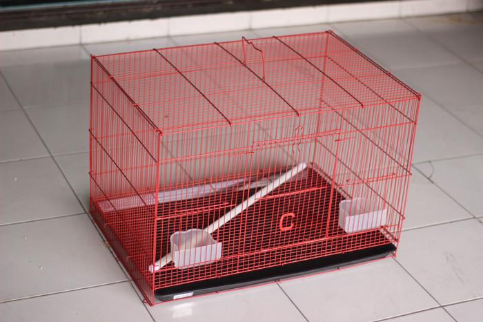 harga Kandang besi 60cm untuk burung love bird. parkit. sugar glider dll. Tokopedia.com