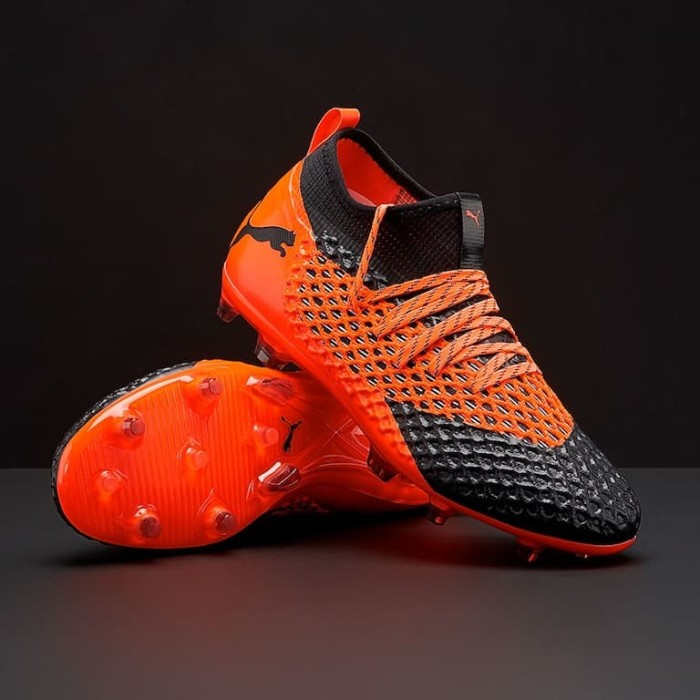 Jual Sepatu Bola Puma Original Future 2 2 Netfit Fg Ag Black