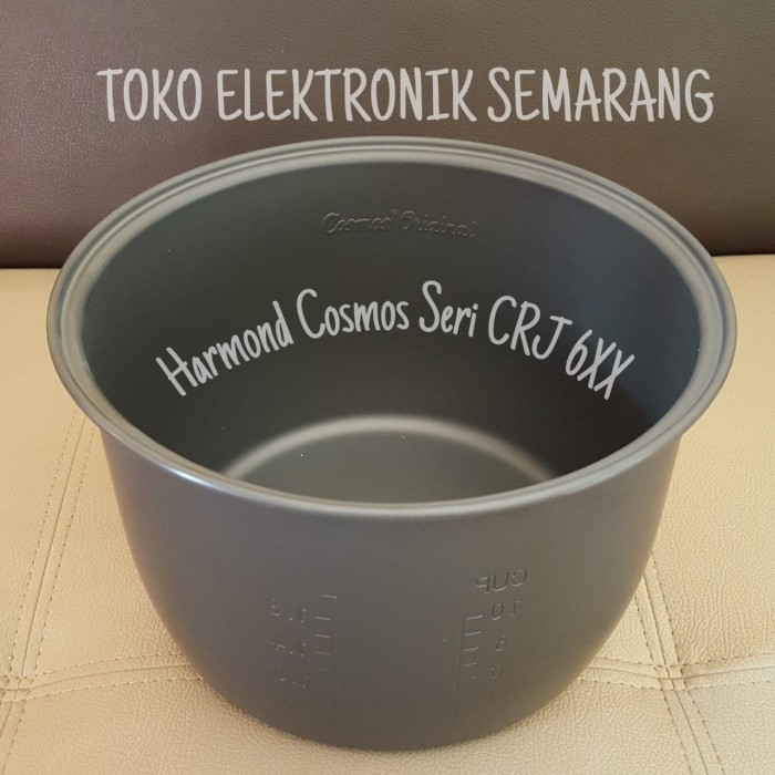 harga Panci harmond 18l cosmos ori magic com rice jar all varian crj 6xx Tokopedia.com