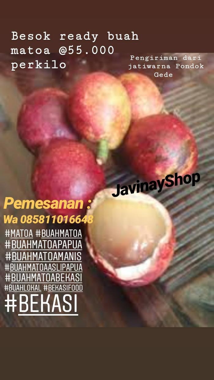 Jual Buah Matoa Papua Javinay Shop Tokopedia