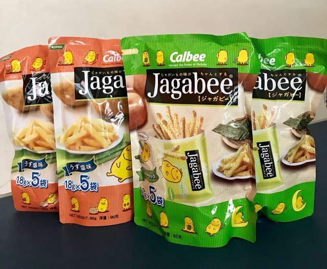 harga Jagabee Calbee Potato stick Tokopedia.com