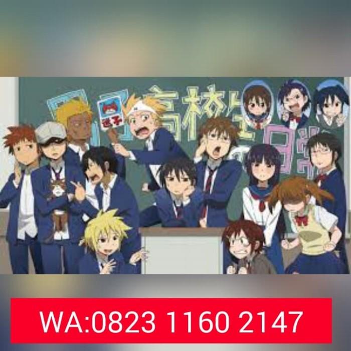 Harga Danshi Koukousei No Nichijou Hargano.com