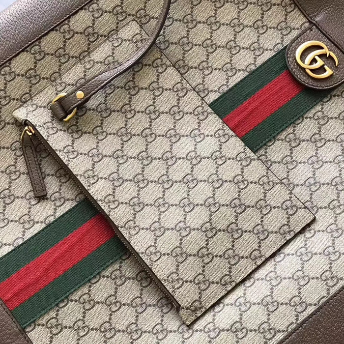 587ca0ee3c2 Jual Gucci Ophidia GG Supreme Large Tote   Hand Bag   Tas Branded ...