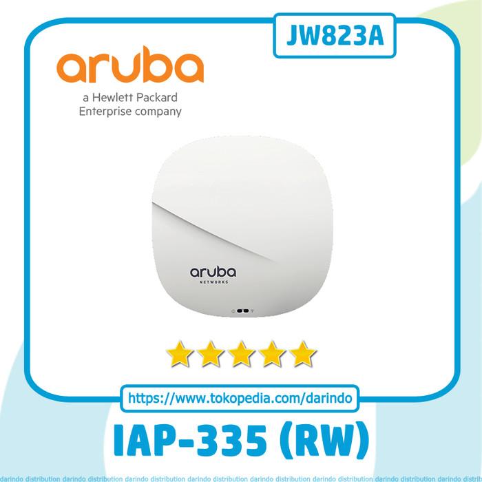 Jual Aruba 330 Series Access Point - Instant IAP-335-RW