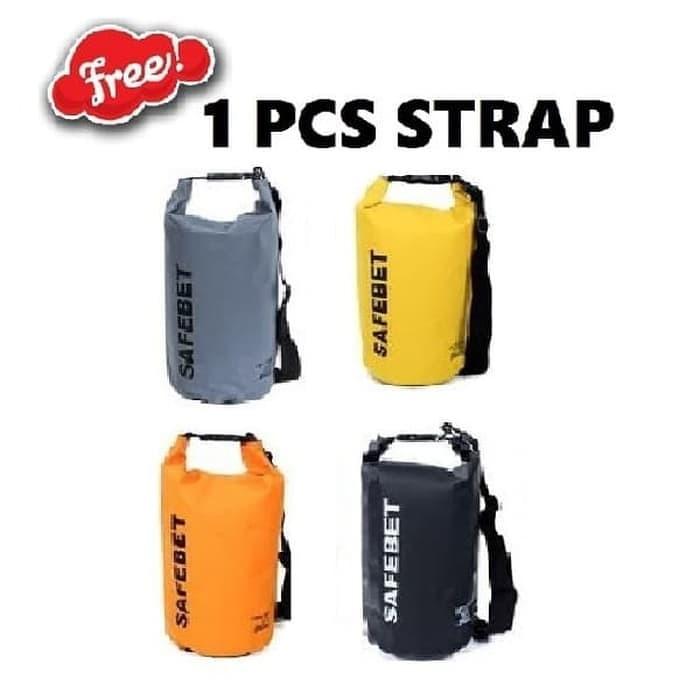 SAFEBET WATERPROOF DRY BAG 20 L ( FREE 1 STRAP/TALI )