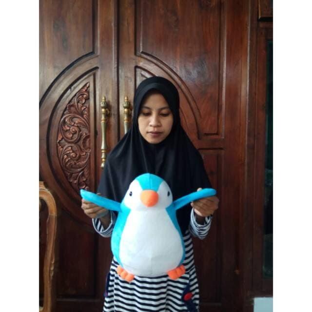 Boneka Pinguin SNI 30cm