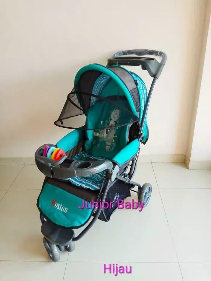 harga Baby stroller pliko boston roda 3 (kirim non gosend) Tokopedia.com