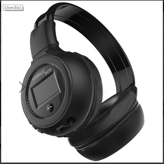 harga Zealot b570 wireless bluetooth headphone dan radio fm & memory card Tokopedia.com