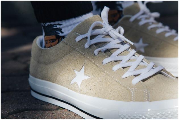 37d1b956d782 Jual  ORIGINAL  Sepatu Converse One Star 70 Ox Vintage Khaki Size 42 ...