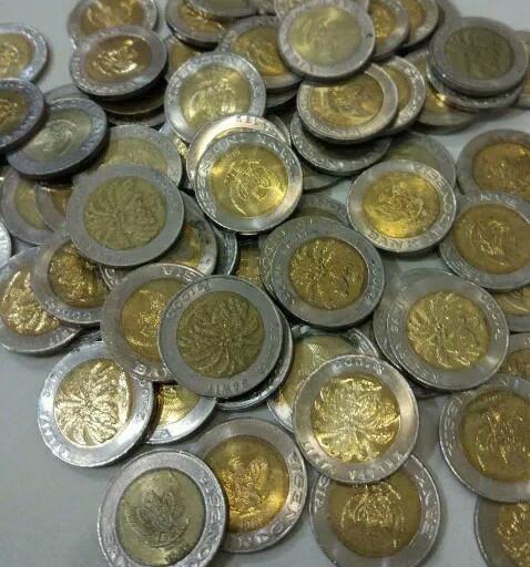 harga Koleksi antik uang kuno uang lama uang koin jadul 1000 Tokopedia.com