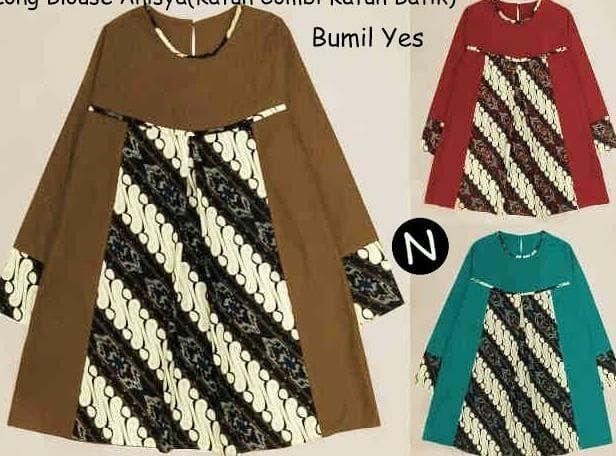 Katalog Fashion Baju Hamil Travelbon.com
