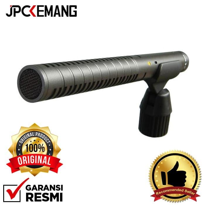 Foto Produk Rode NTG2 Dual Powered Directional Condenser Microphone ORIGINAL dari JPCKemang