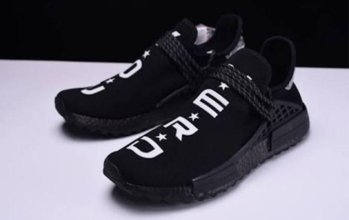 4e51377d6 Jual Adidas NMD Human Race Pharrell x YOU NERD Grade Original ...