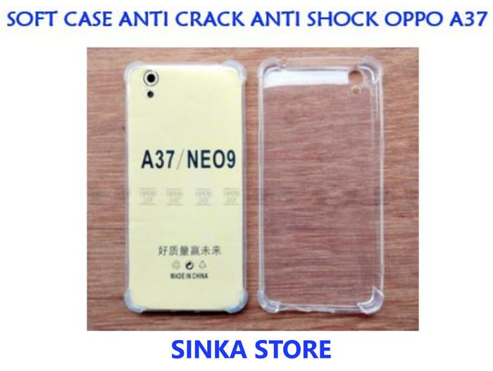 Softcase Anti Crack Anti Shock Oppo A37 / Neo 9