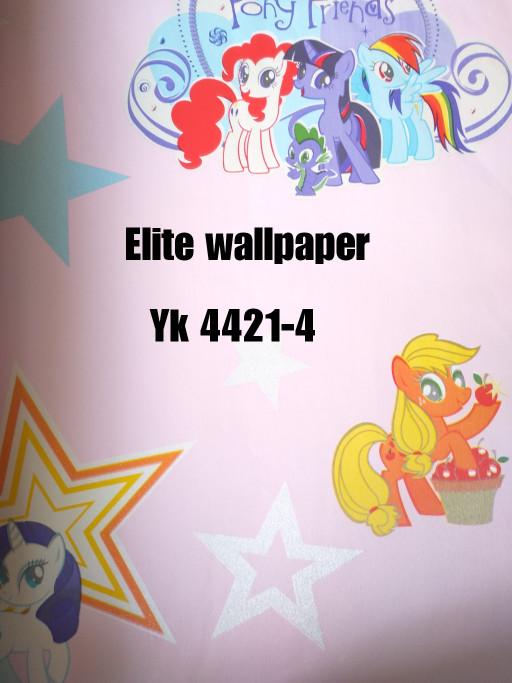 Jual Wallpaper Dinding Motif Kuda Poni Kota Medan Elitewallpaper Tokopedia