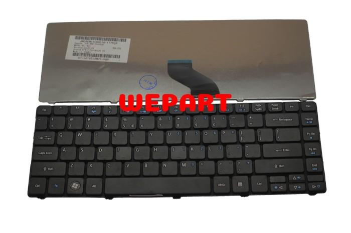 Keyboard Acer Aspire 4750 4752 4736 4738 4739 4740 4810 4935 4349 4741