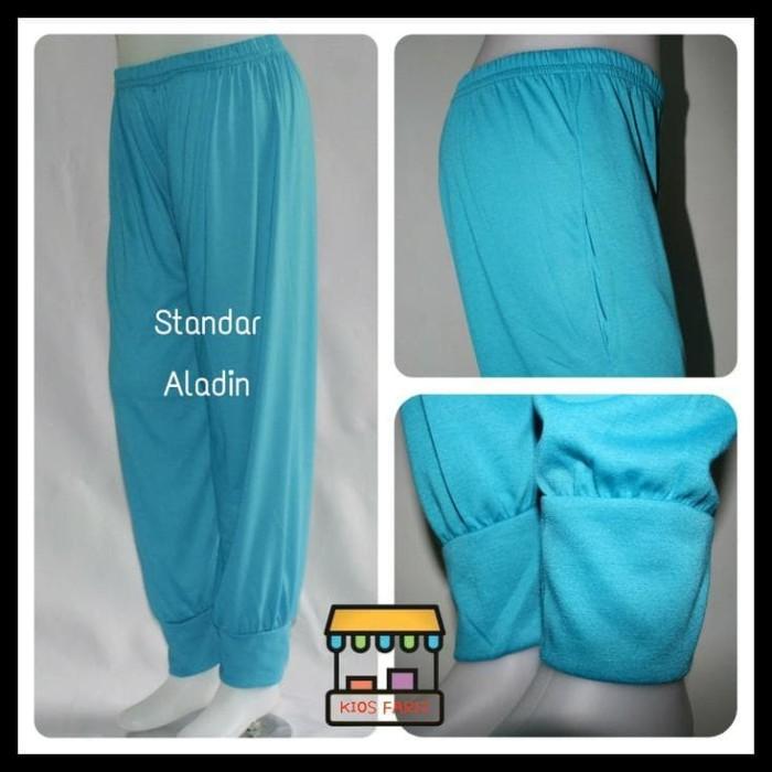 Nama Produk Aladin Standar / Celamis Aladin / Daleman Gamis / Celana