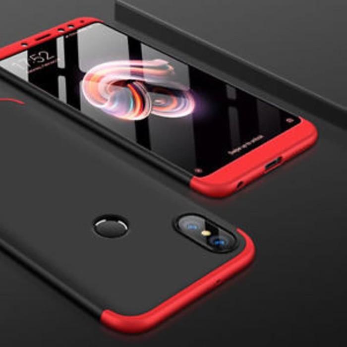 ... #Matte #black Case Vivo V9 GKK Hardcase 360 Full Protection Casing Baby Skin Matte - black red vivo, vivobarefoot, vivotif, vivotek, vivonex, vivo v9, ...