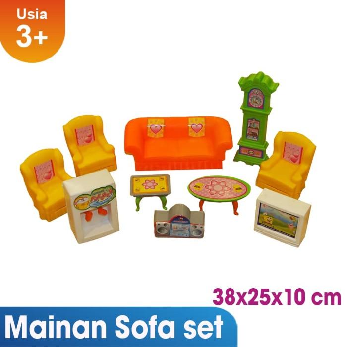 harga Ocean toy sofa set dispenser mainan edukasi anak (oct2308) Tokopedia.com