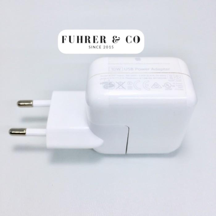 Foto Produk Adaptor Adapter Batok Charger Ipad 1 2 3 2.1a 10W Original Copotan dari Fuhrer Shop